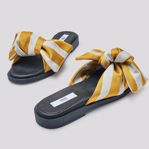 🎀Miista Bow Slides 🎀